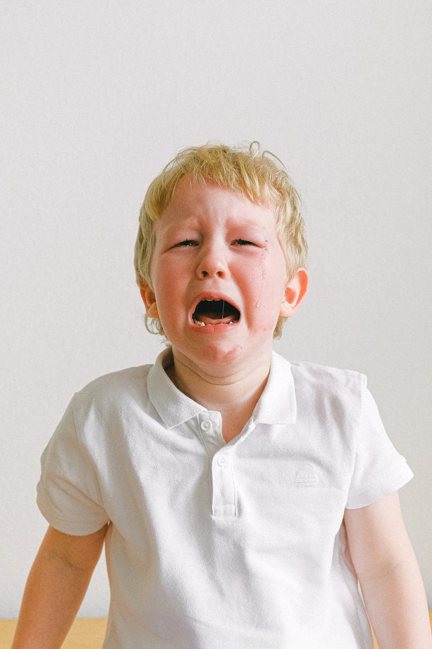 What is your child REALLY telling you when they whinge?