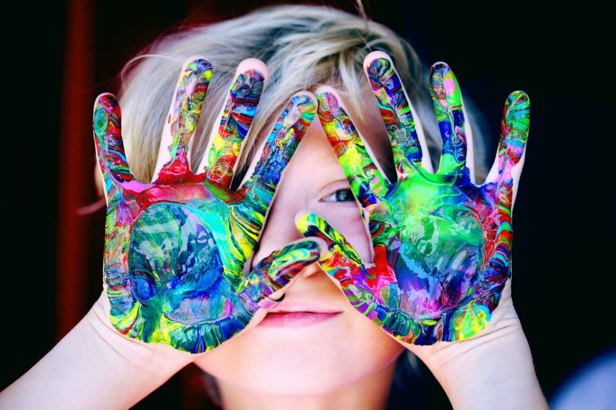 How to nurture your child's creativity